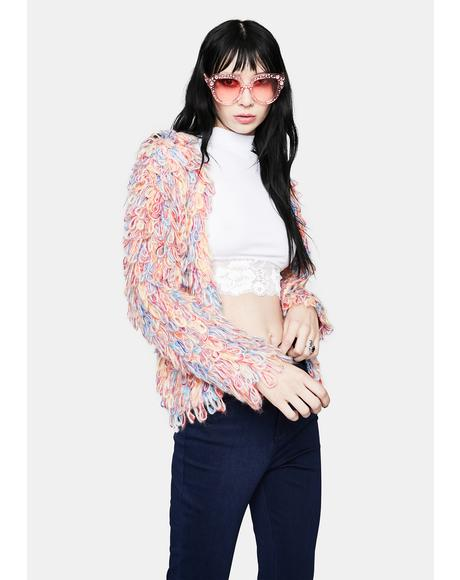 Wish We Were Knit Cardigan