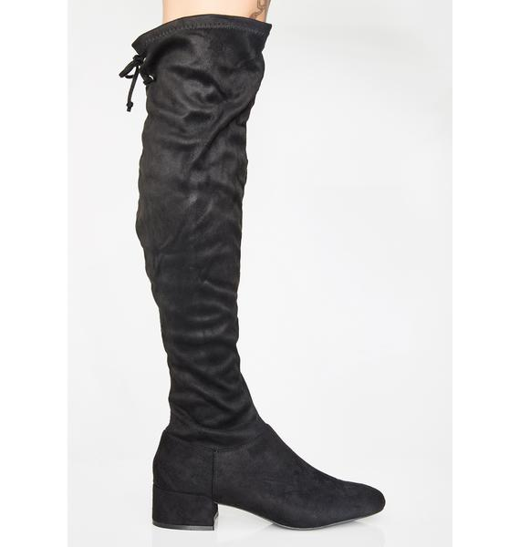 Bish Craft Over The Knee Boots