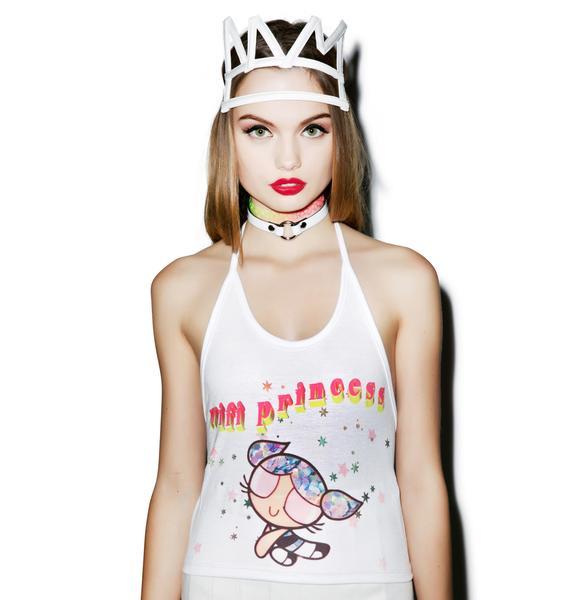 Wifi Princess Halter Top