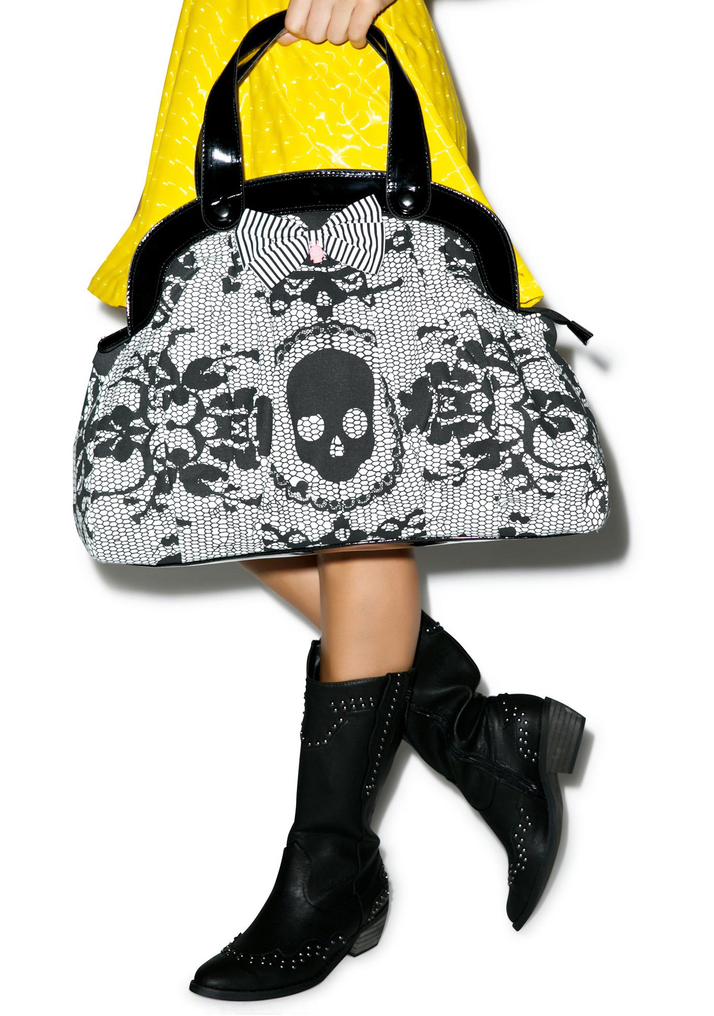 Iron Fist Lacey Days Handbag
