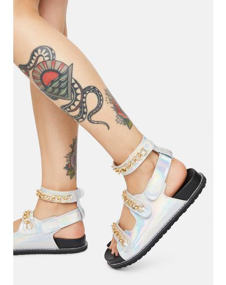 Viral Times Sandals