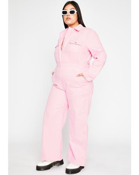 She's Speed Racin' Boiler Jumpsuit