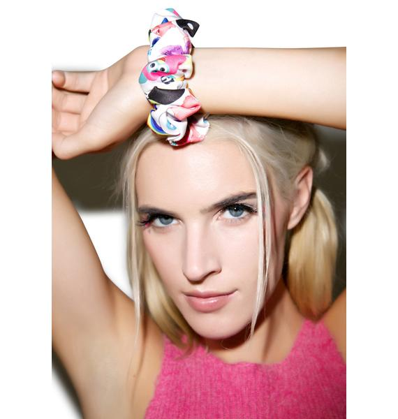 Hot!MeSS Toyshop Scrunchie
