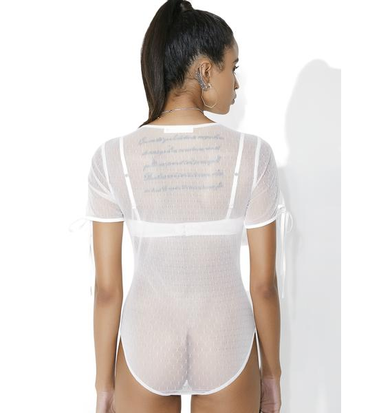 Ghost Of You Mesh Bodysuit
