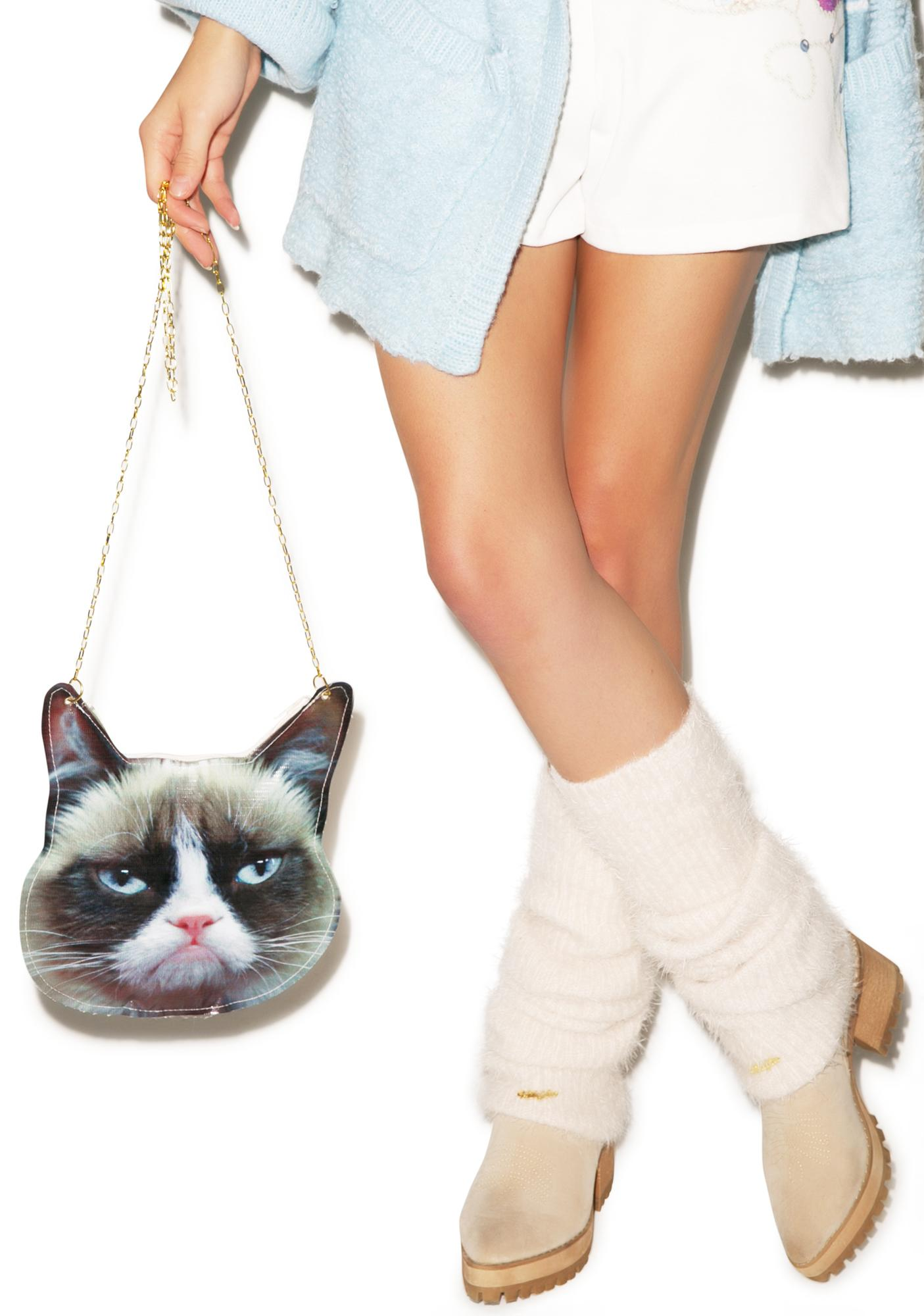 So Grumpy Purse