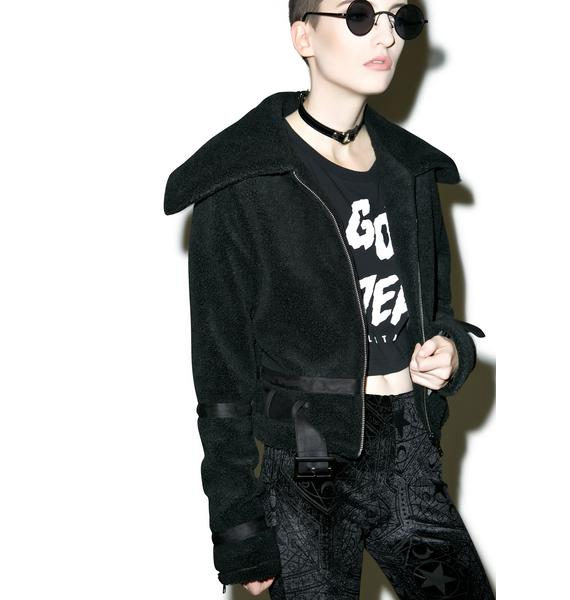 Killstar Jane Aviation Jacket