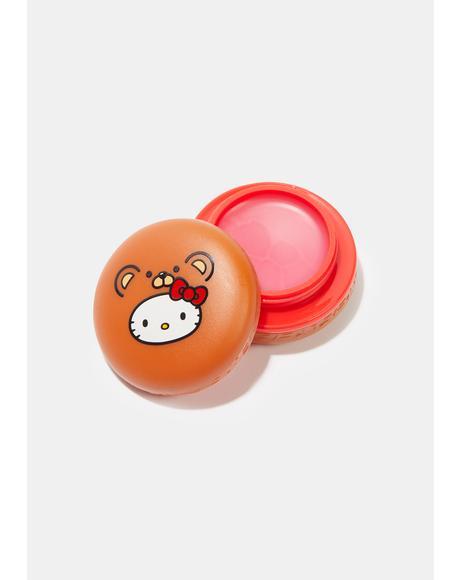 Hello Kitty Macaron Lip Balm