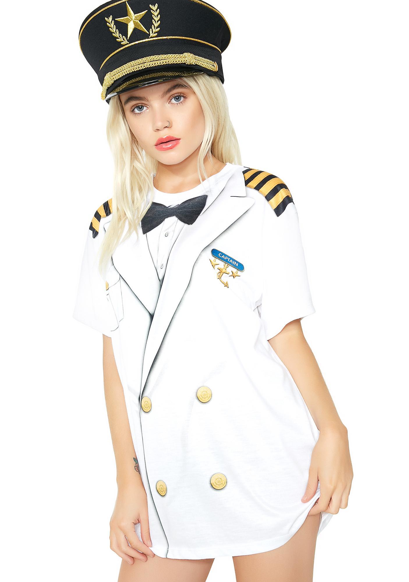 Captain Bae Tee