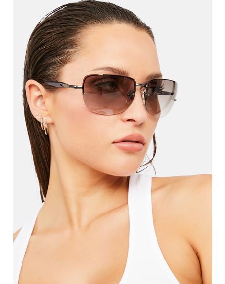 Smoke Delilah Sunglasses