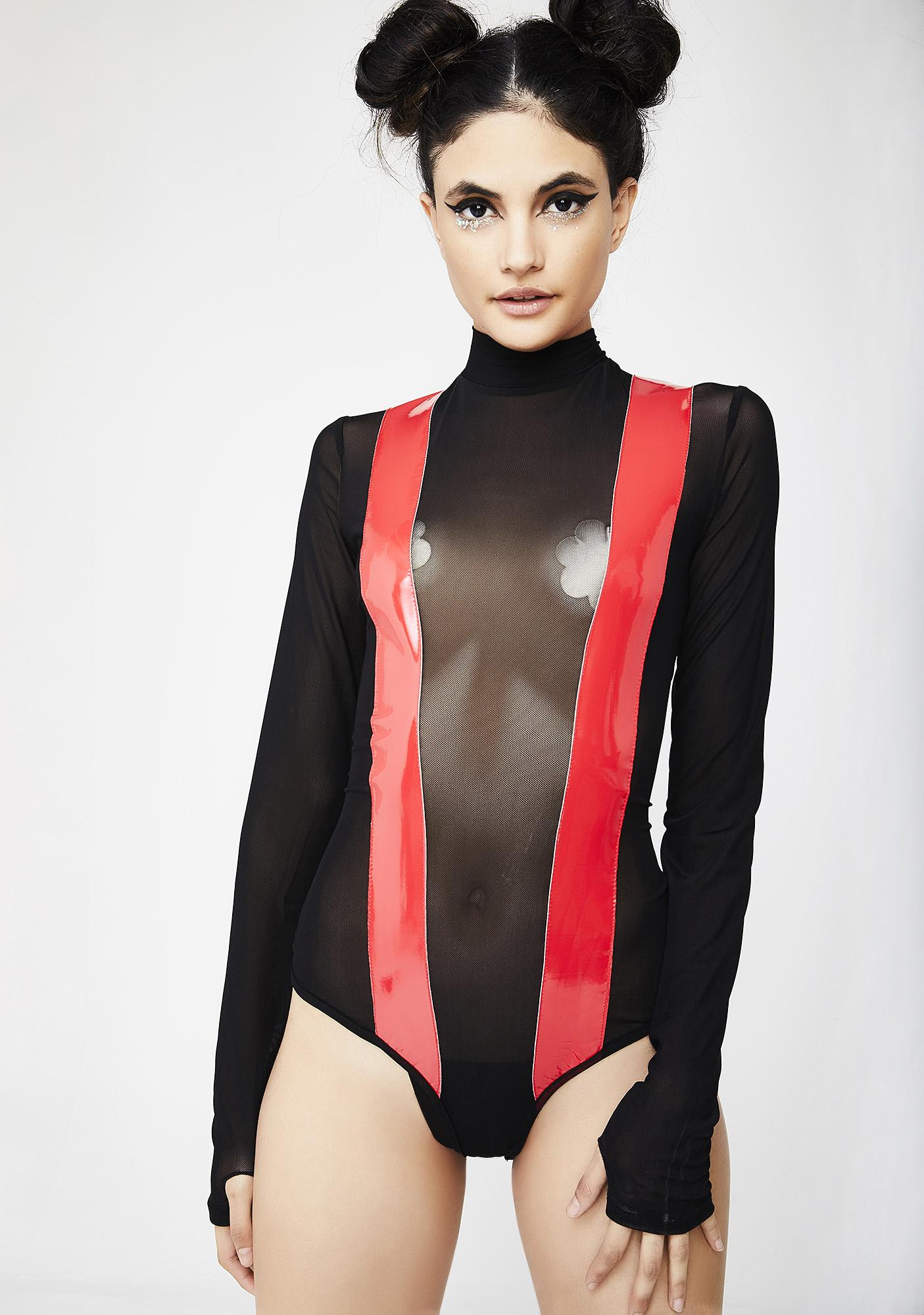 I AM GIA Ironbar Bodysuit
