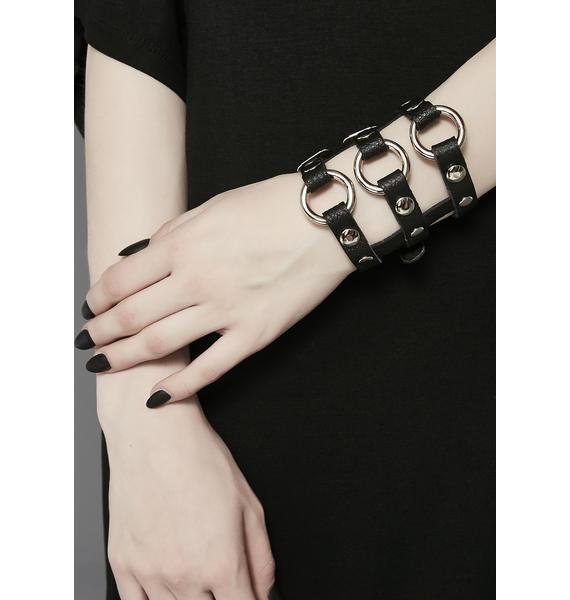 Locked Up O-Ring Bracelet