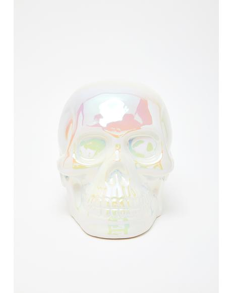 Aura Skull Decor
