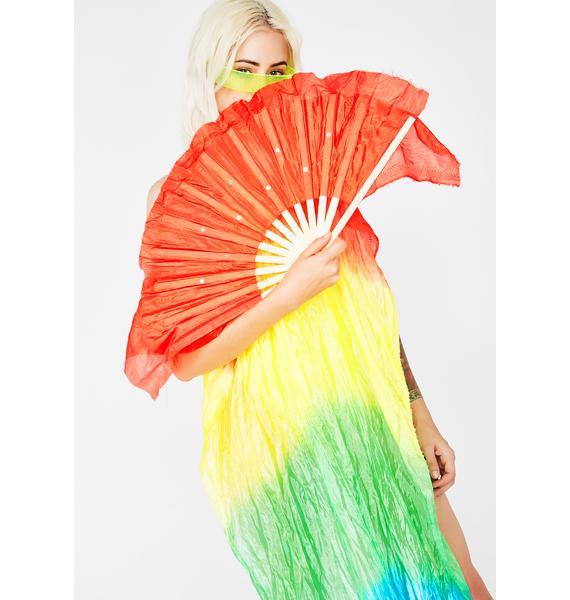 Reignbow Waterfall Fan