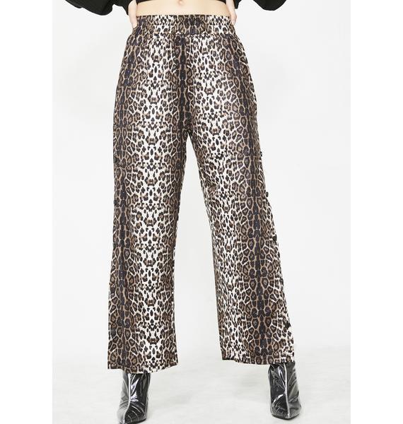 Queen Predator Split Pants