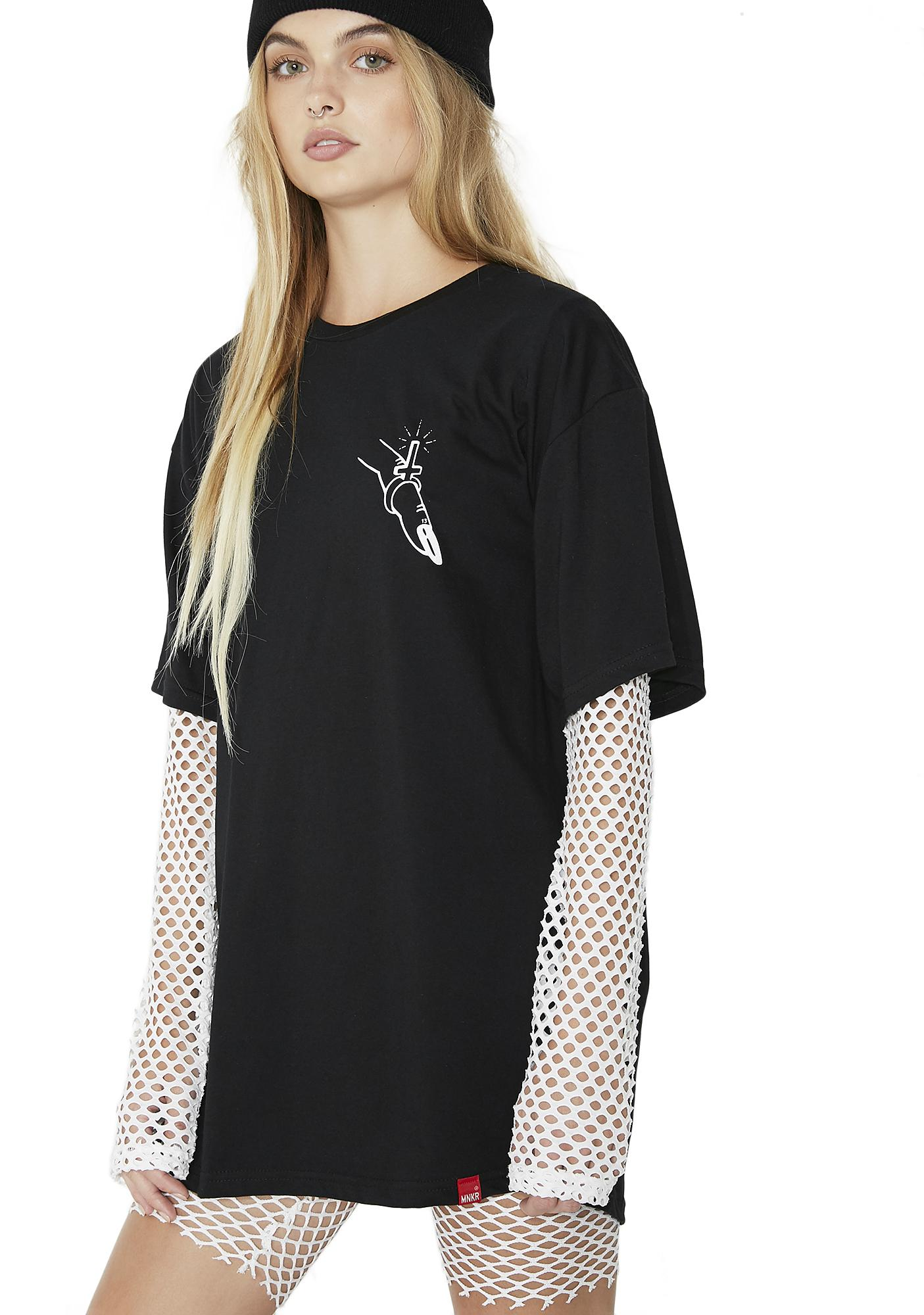 MNKR Ring Of Venus T-Shirt