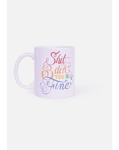 Make My Day Coffee Mug