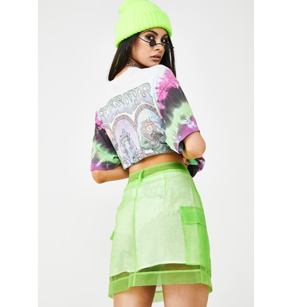 The Ragged Priest Scape Skirt