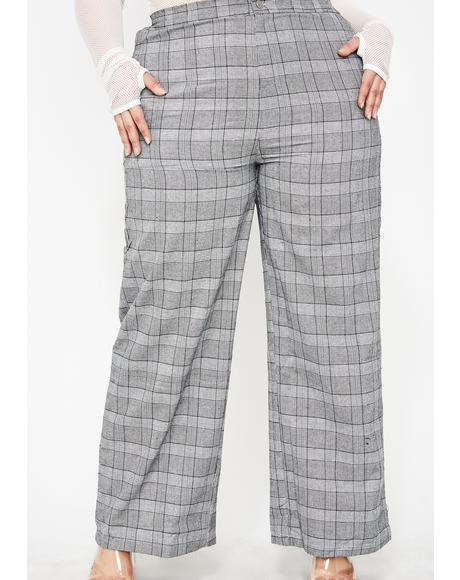 City Daze Wide Leg Pants