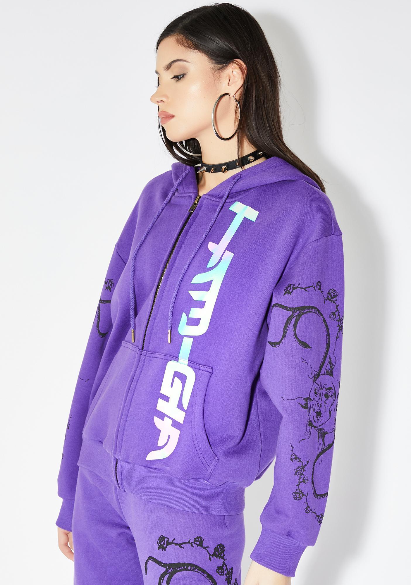 I AM GIA Astrea Reflective Jacket