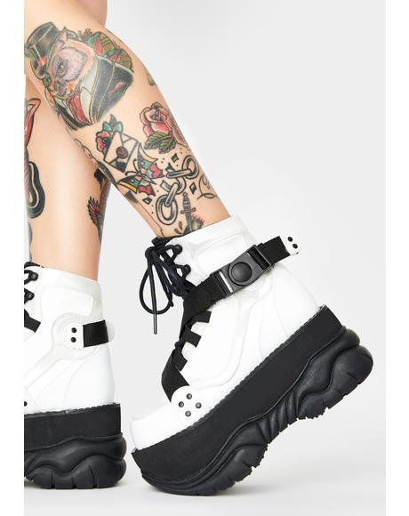 Sonic Boom Platform Boots