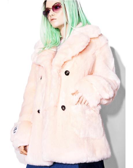 Marsha Double Breasted Pea Coat