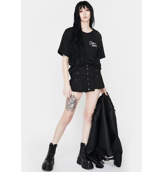 A Shop of Things Bad Bitch Graphic Tee