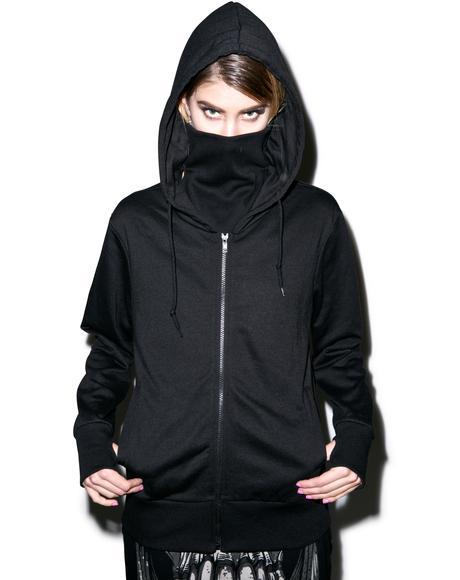 Jiro Ninja Zip Up