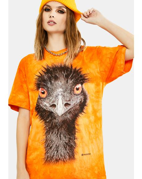 Emu Graphic Tee
