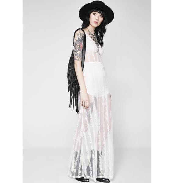 Liberated Soul Sheer Dress