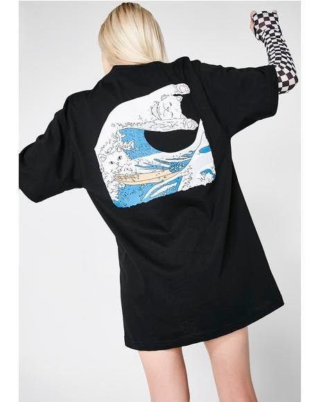 Great Wave Tee