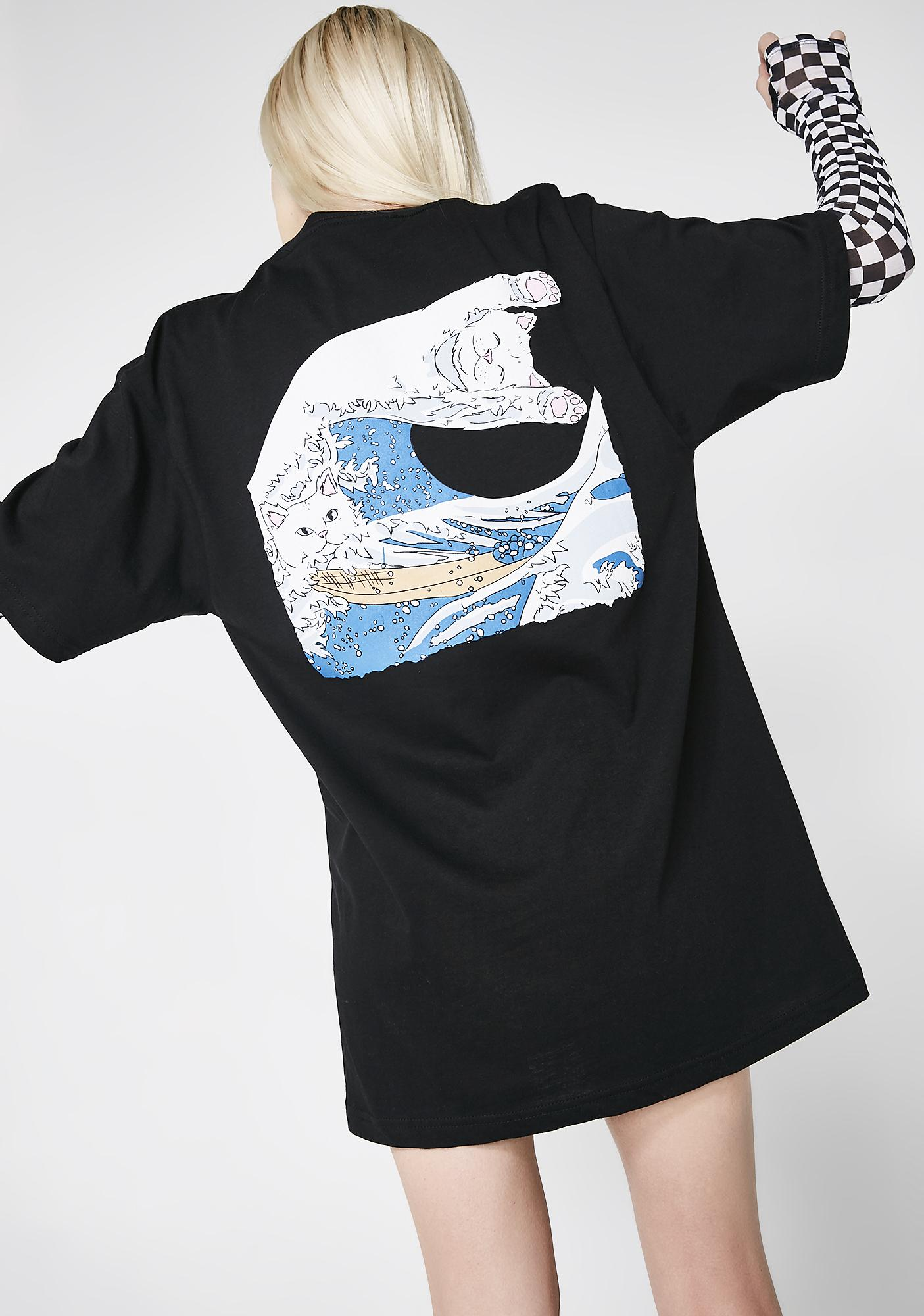 RIPNDIP Great Wave Tee