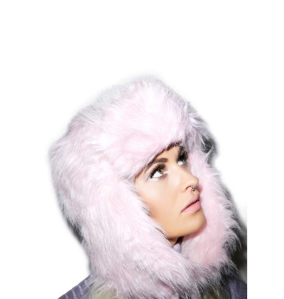 Fur Realz Trapper Hat