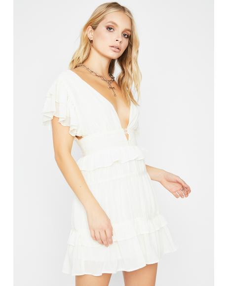 Angel Chic Confessions Mini Dress
