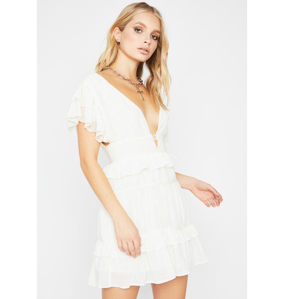 Angel Chic Confessions Mini Dress