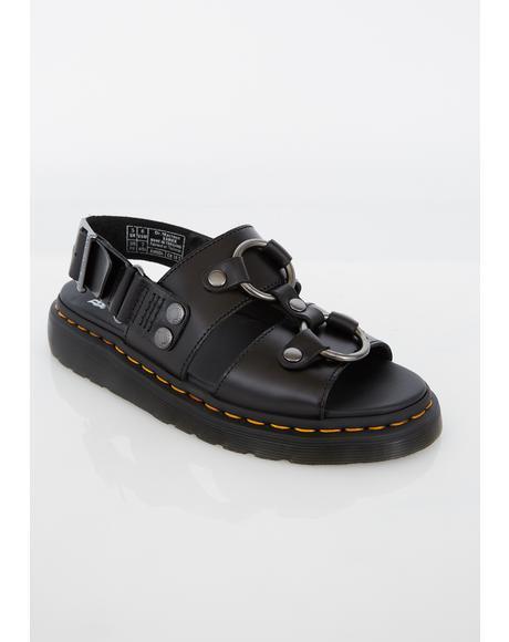 Xabier Brando Sandals