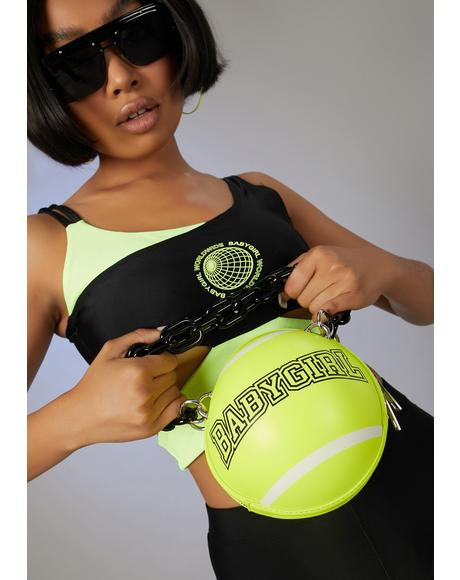 Grand Slam Tennis Ball Bag