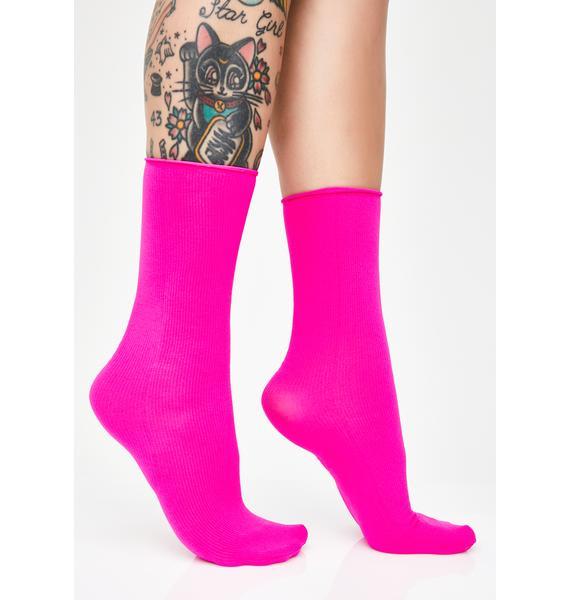 Candy Shock Spectrum Neon Socks