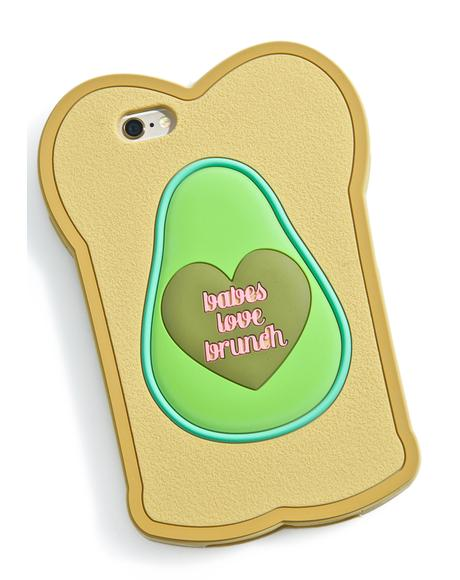 Babes Love Brunch iPhone 6 Case