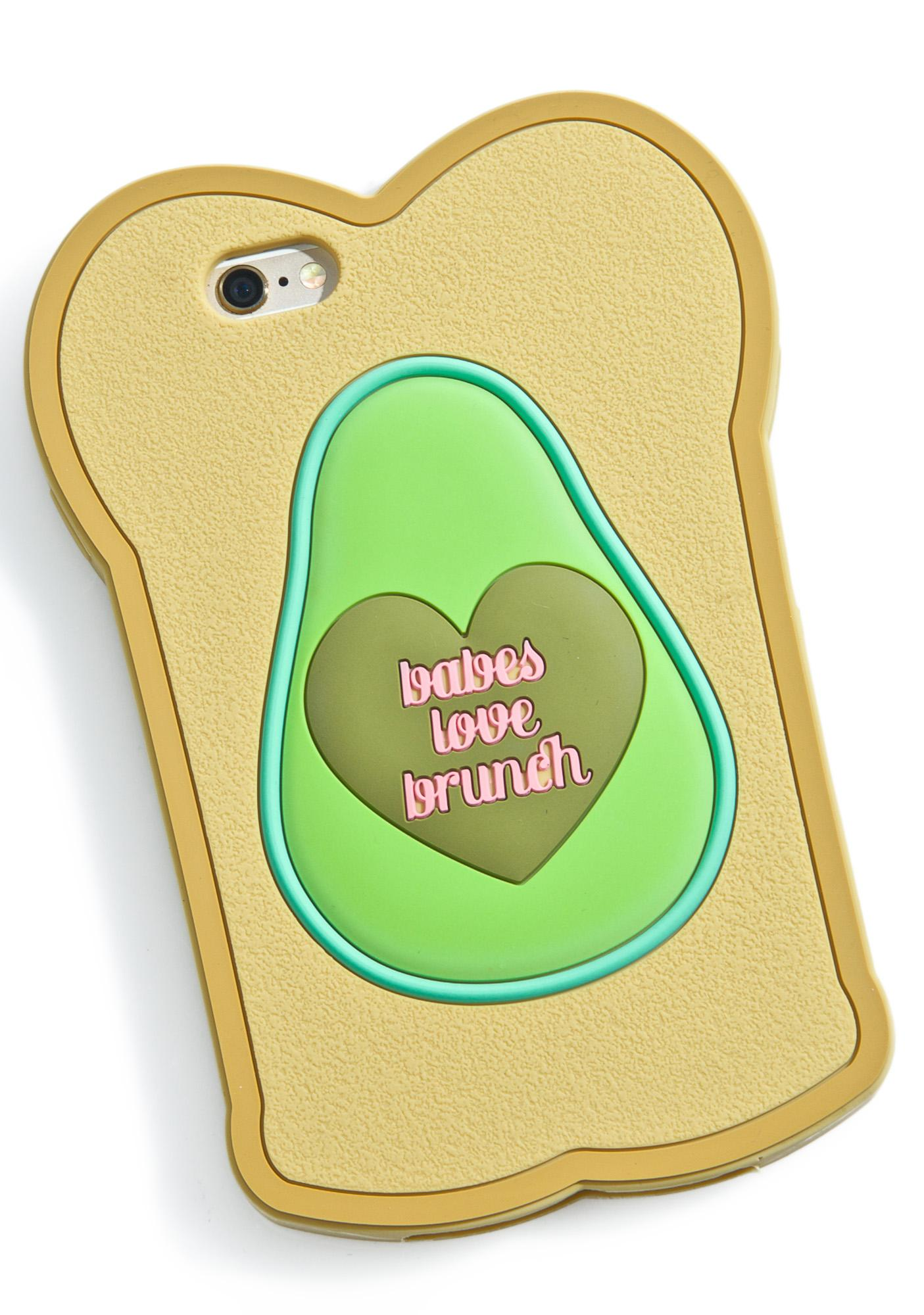 O Mighty Babes Love Brunch iPhone 6 Case