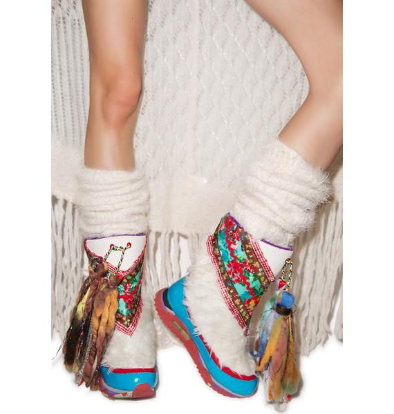 Irregular Choice Blizzard Boots