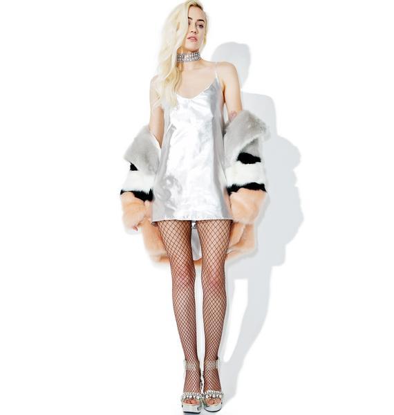 Brashy Paris Slip Dress