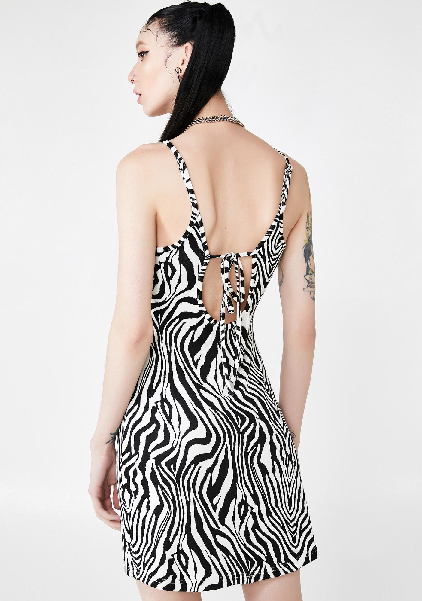 Wildin' Out BB Mini Dress