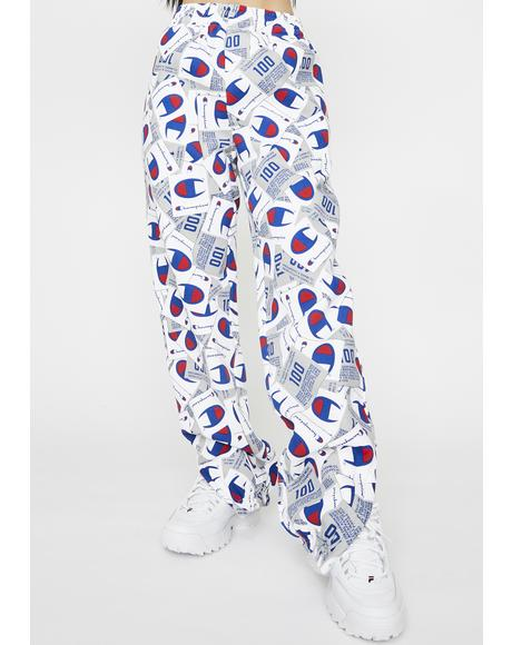 All Over Print Super Fleece 2.0 Sweatpants