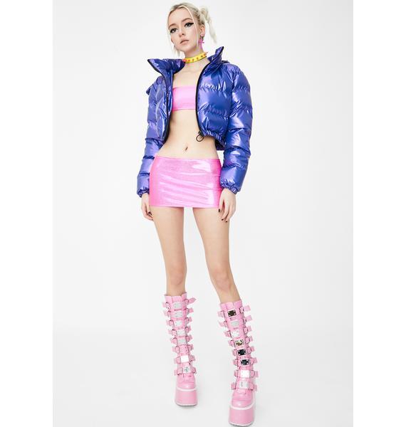 Shay Kawaii Pink Unicorn Tears Holographic Set