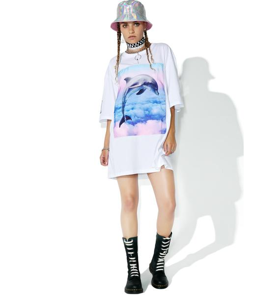 Cool Shit Dolphin Tee