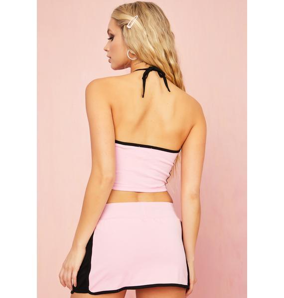 Sugar Thrillz Almost Fameless Mini Skirt