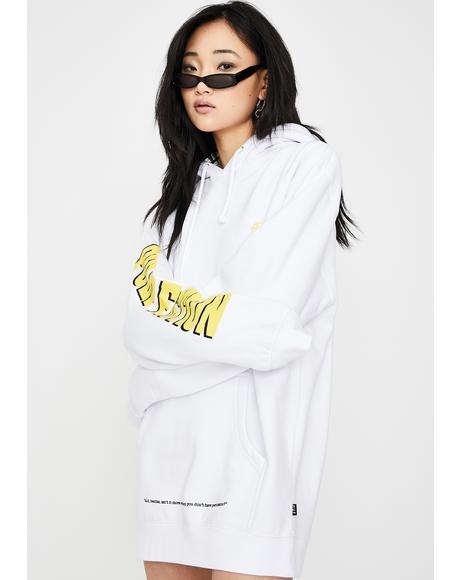 x Pulp Fiction Mia Pullover Hoodie