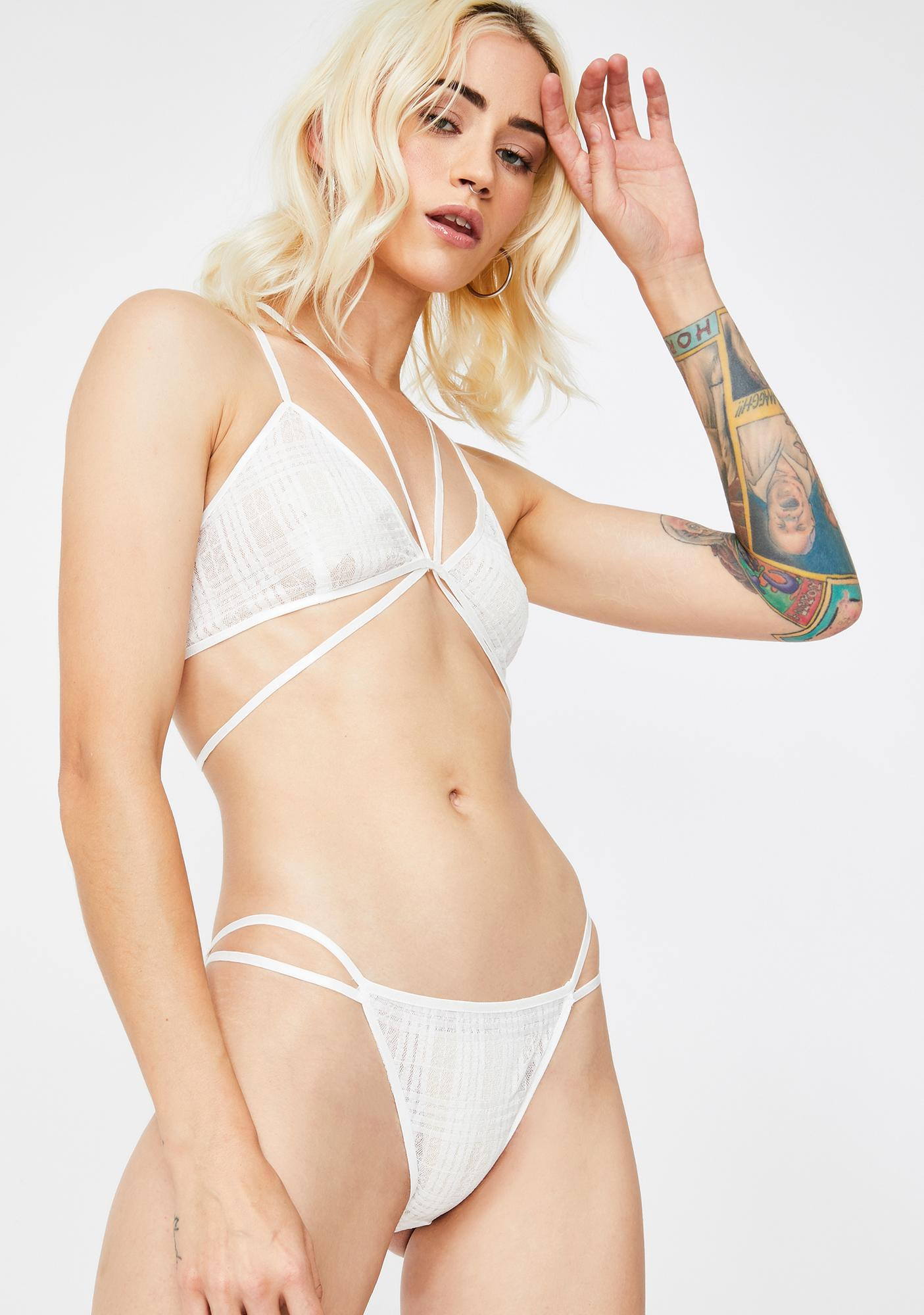 Sweet Solitude Lingerie Set