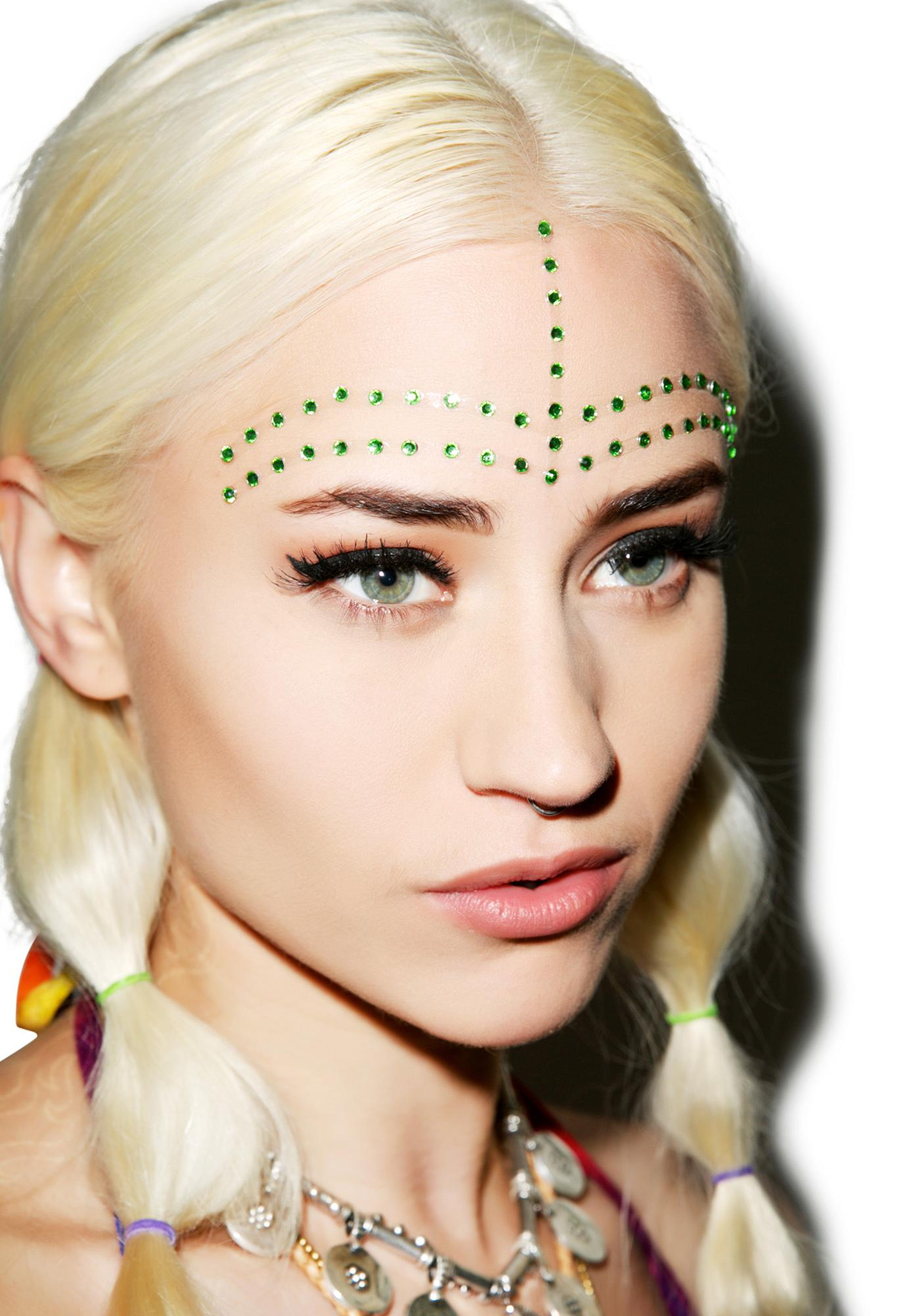 Kahlahari Face Jewels