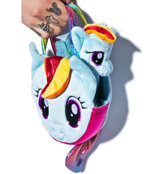 Rainbow Dash Pony Pet Carrier